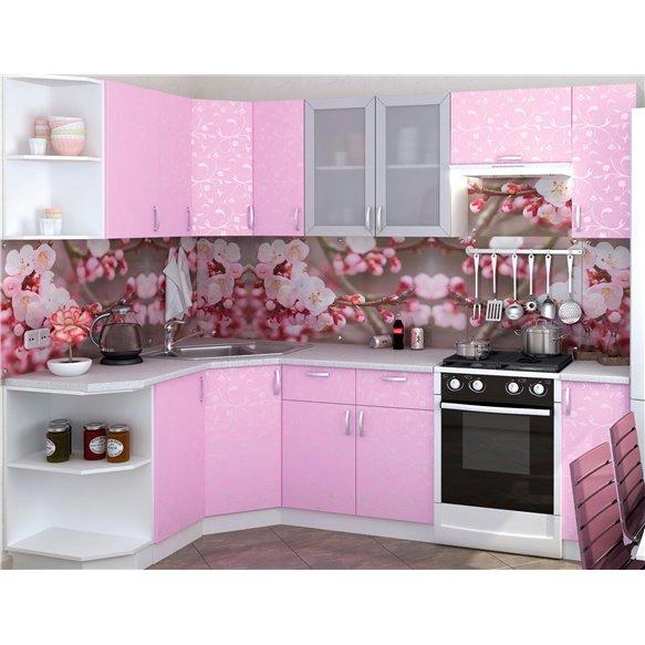 Кухня Цветы ирис