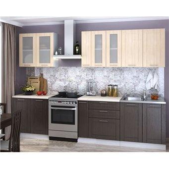 Кухня Классика венге/сосна