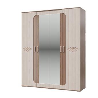 Пальмира Шкаф 4-х дверный 1800