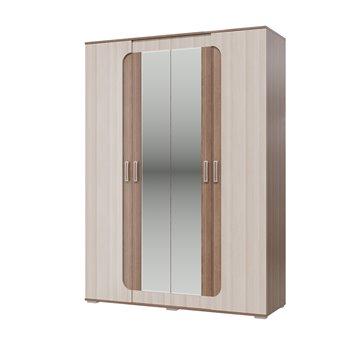 Пальмира Шкаф 4-х дверный 1600