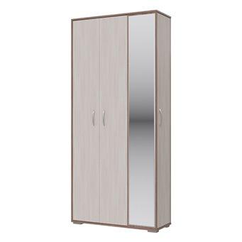 Шкаф Домино-мини бодега тёмный/бодега светлый