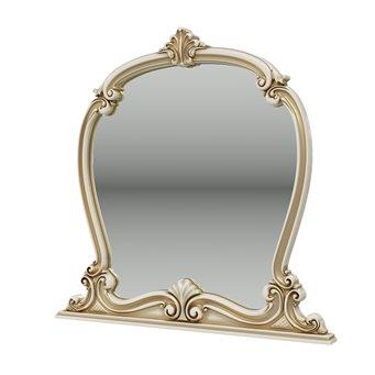 Зеркало Грация цвет слоновая кость