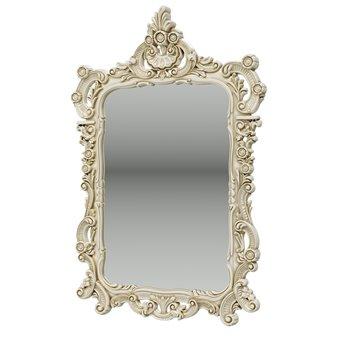 Зеркало ЗК-01 цвет слоновая кость