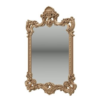 Зеркало ЗК-02 цвет золото