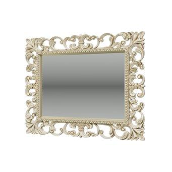 Зеркало ЗК-03 цвет слоновая кость
