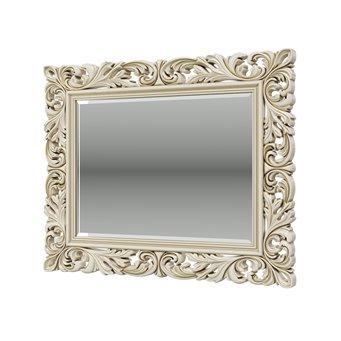 Зеркало ЗК-04 цвет слоновая кость