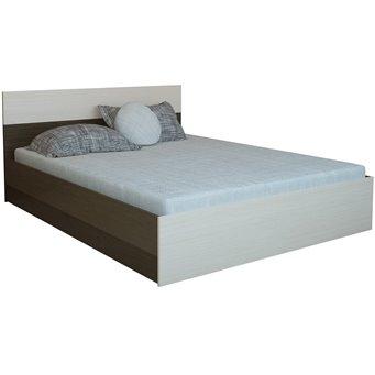 Юнона Кровать 1,6 с основанием Горизонт