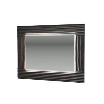 Зеркало со светодиодной подсветкой Престиж цвет венге цаво