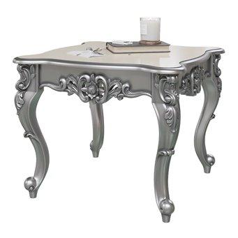 Стол журнальный СЖ-01 цвет серебро