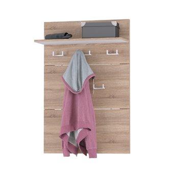 Вешалка для верхней одежды Куба Полка 10.122 цвет дуб сонома