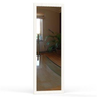 Зеркало навесное высокое Ливерпуль 03.242 цвет ясень ваниль