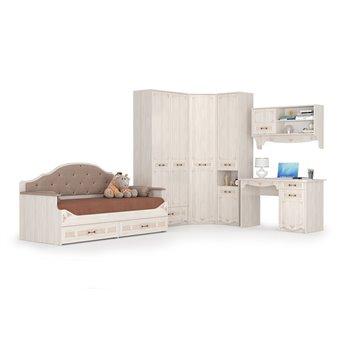 Мебель для детской Флоренция № 09, цвет ясень анкор светлый