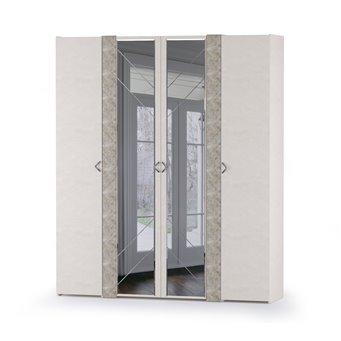 Набор шкафов Амели Моби № 3 цвет шёлковый камень/бетон чикаго беж
