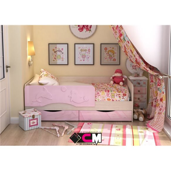 КР-812 кровать Стендмебель