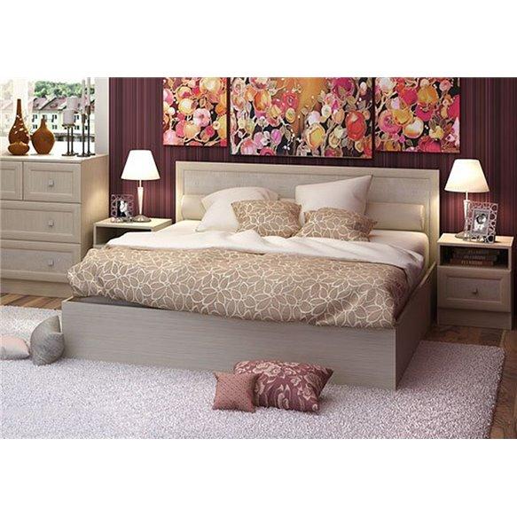 КР 401 Барселона кровать 1,6 Стендмебель