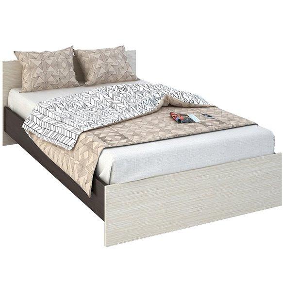 КР 556 Бася ЛДСП кровать 1,2 Стендмебель