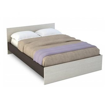 КР 558 Бася ЛДСП кровать 1,6 Стендмебель