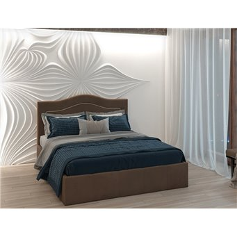 Кровать Италия-3 200х200 с подъемным механизмом