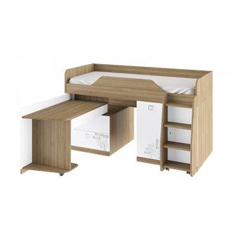 Кровать комбинированная Оксфорд ТД-139.11.03