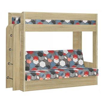 Диван-кровать двухъярусная