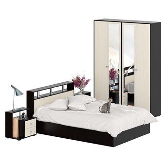 Спальня Камелия № 1 с кроватью 1400