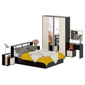Спальня Камелия № 2 с кроватью 1600