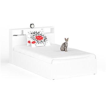 Кровать Камелия 1200 белый