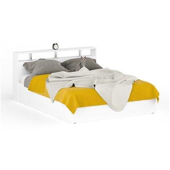 Кровать Камелия 1600 белый