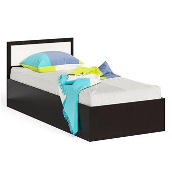 Кровать Фиеста 900 венге/дуб лоредо
