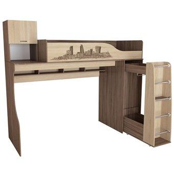 Кровать-чердак Орион