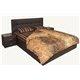 Кровать Италия-16 120х200 с подъемным механизмом