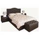 Кровать Италия-22 180х200 с подъемным механизмом